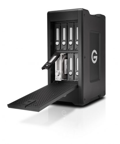 gspeed shuttle xl thunderbolt 3 side