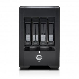 G-Speed Shuttle SSD front