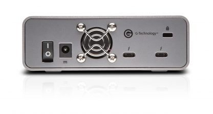 G-Drive Pro SSD back
