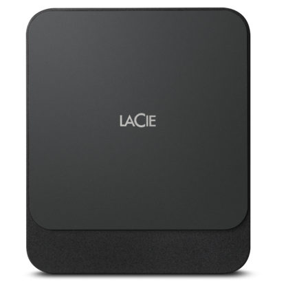 LaCie Portable SSD upright