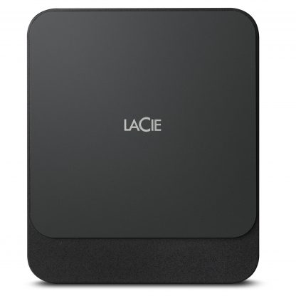 LaCie Portable SSD upright