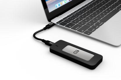 Atom SSD in use