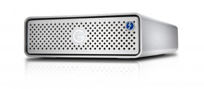 G-Drive Thunderbolt3 front