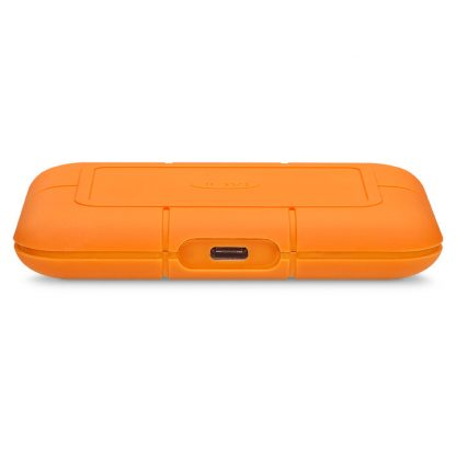 lacie rugged ssd back port