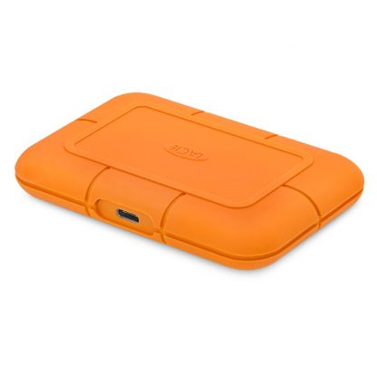 lacie rugged ssd side port